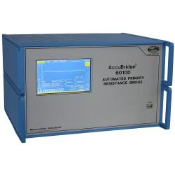 Pont de mesure résistif et thermométrique MINTL 6010D