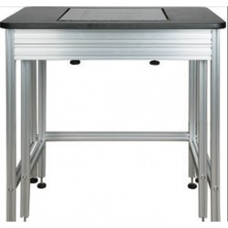 Table anti vibration de pesage