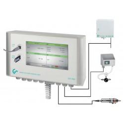Mesure de la qualité air comprimé suivant ISO 8573-1