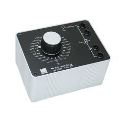 BURSTER 4506 simulateur PT100 RTD