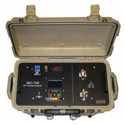 Micro ohmètre MO540 A et MO700 A