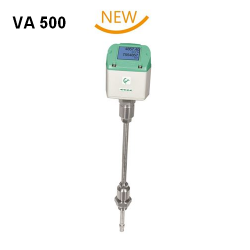 VA 500 Mesure de débit air comprimé CS INSTRUMENTS