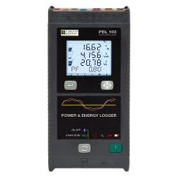PEL 103 Logger enregistreur analyse energie