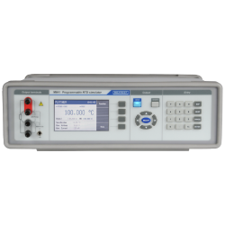 M641 Simulation température 10 ohm à 300 Kohm 0.02%