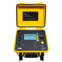 CHAUVIN CA6505 CA6545 CA6547 CA6549 Contrôleur isolement 5 kV