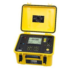 CA6550 CA6555 Contrôleur isolement 10 kV ET 15 kV CHAUVIN ARNOUX