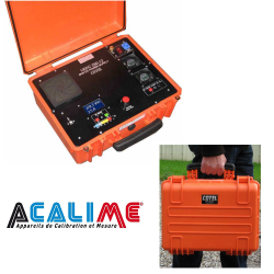 Alimentation portable de chantier 3000W 6000 W en valise