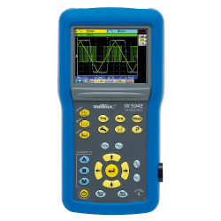 OX 5022 OX 5042 Handscope Oscilloscope isolé 2 voies 40 MHz