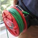 Enrouleur de câble de mesure