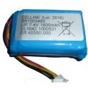 Batterie et accumulateur pour appareils de mesure