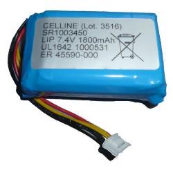 Batterie pour calibrateur CALYS AOIP