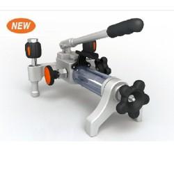 Pompe hydraulique eau manuelle ADDITEL ADT928 1000 bar
