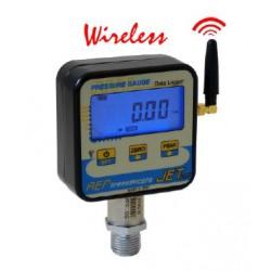 Manomètre JET digital datalogger transmission pression WIFI