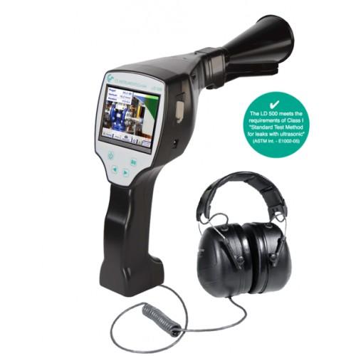 LD 500 Détecteur de fuite air comprimé avec caméra