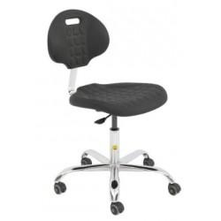 Chaise ESD pour établi et poste de travail technique