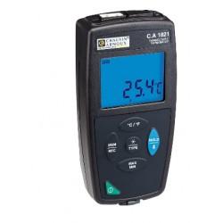 Thermomètre thermocouple ou PT100 enregistreur