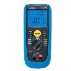 METRIX MX 409 Contrôleur isolement économique  250/500/1000V