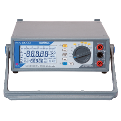 MX 5060 MX 5006 METRIX Multimètre de table