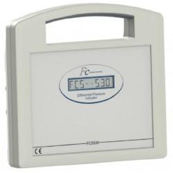 FCS530 Indicateur deltaP portable de précision furness