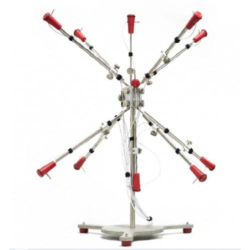 Support de sondes araignée pour cartographie NFX15-140