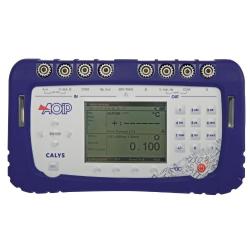 CALYS 50 AOIP Calibrateur multifonction mesureur