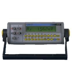 OM 21 OM 22 AOIP Micro ohmètre milliohmmètre de table