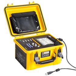 CA 8435 Analyseur énergie en valise CHAUVIN ARNOUX étanche IP 67