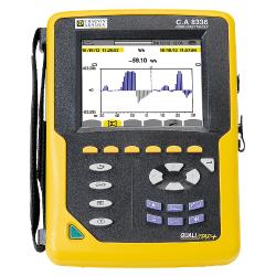 CA 8336 Qualistar analyseur de réseau CHAUVIN ARNOUX