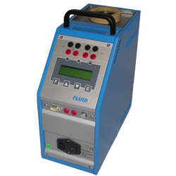 FLUID200 Bain d'étalonnage portable jusque 230 mm 20 / 200°C