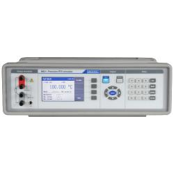 M631 Simulation PT100 métrologie programmable