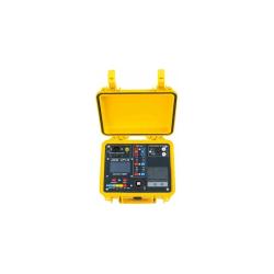 Chronomètre pour test relais protection 2 voies résolution 1 ms
