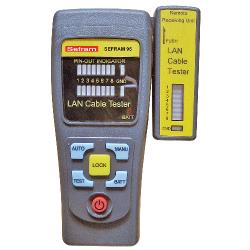 SEFRAM 95 Testeur de cable informatique